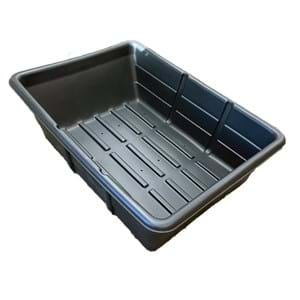 10 Cu Ft Poly Cart Hopper