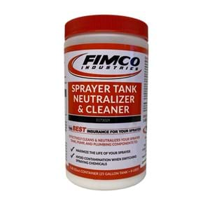 FIMCO Tank Cleaner and Neutralizer 32 oz.