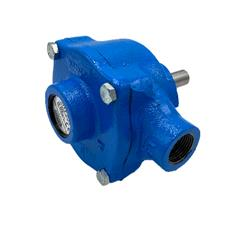 "Hypro Cast Iron 6 Roller Pump with 3/4"" FPT Ports"