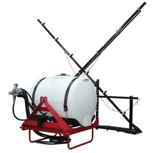 FIMCO 110 Gallon 3 Point Sprayer 17 Nozzle