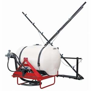 FIMCO 150 Gallon 3 Point Sprayer 17 Nozzle