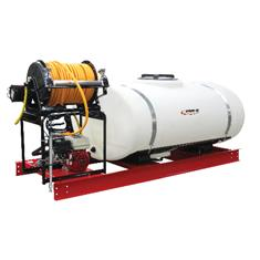 FIMCO 300 Gallon Skid Sprayer Honda Gas Powered Diaphragm Pump