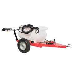 FIMCO 40 Gallon Trailer Sprayer 12V 5 Nozzle