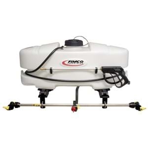 FIMCO 25 Gallon ATV Sprayer 3 Nozzle Boomless