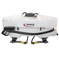 FIMCO 25 Gallon ATV Sprayer 2 Nozzle Boomless