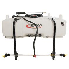 FIMCO 65 Gallon UTV Sprayer 4.5 GPM Boomless