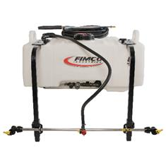 FIMCO 45 Gallon UTV Sprayer 4.5 GPM Boomless