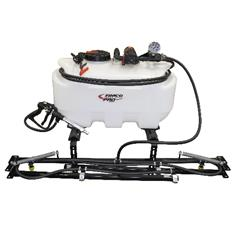 FIMCO 25 Gallon Pro Series ATV Sprayer 4.0 GPM 7 Nozzle