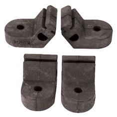 FIMCO 4 PK Feet - Fits High Flo 1.0 TO 2.4 GPM Pumps